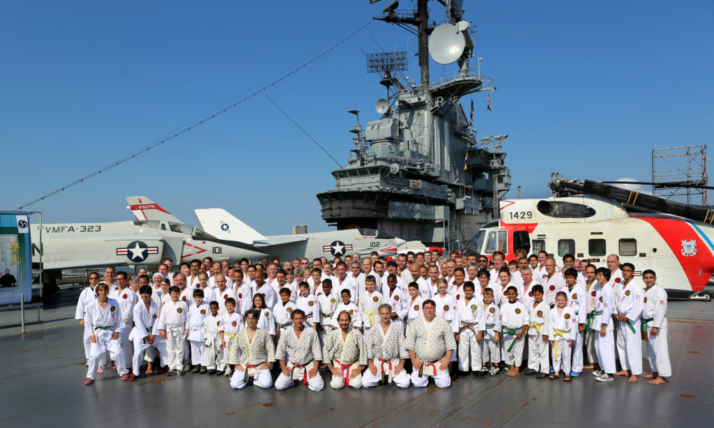 50th Anniversary Celebration on the USS Intrepid